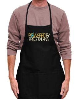Powered By Episcopalians Apron