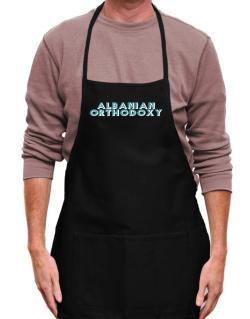 Albanian Orthodoxy Apron