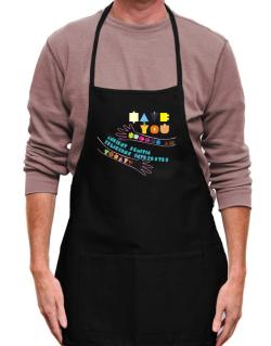 Have You Hugged An Ancient Semitic Religions Interested Today? Apron