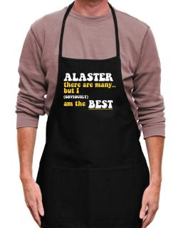 Alaster There Are Many... But I (obviously) Am The Best Apron