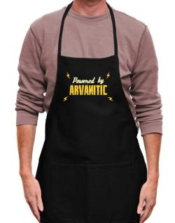 Powered By Arvanitic Apron