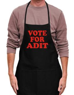 Vote For Adit Apron