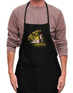 The best girls are from Haute-Normandie - pinup  Apron