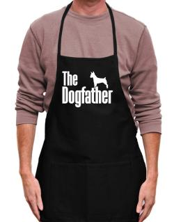 The dogfather Rat Terrier Apron