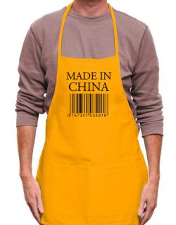 Made in China Apron