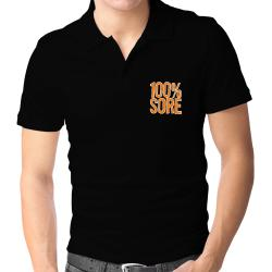 100% Sore Polo Shirt