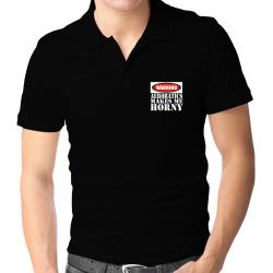 Aerobatics Horny Polo Shirt