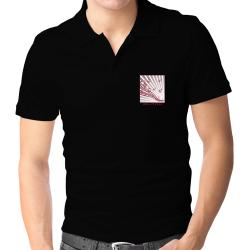 Glitch - Musical Notes Polo Shirt