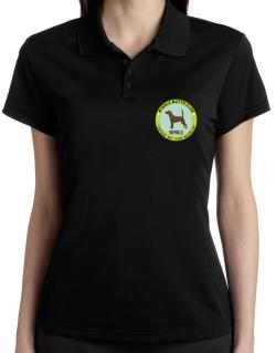 Beagle - Wiggle Butts Club Polo Shirt-Womens