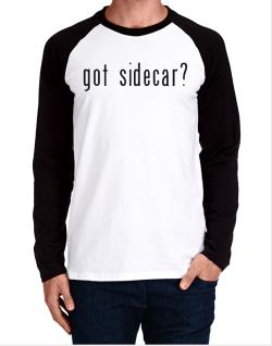 Got Sidecar? Long-sleeve Raglan T-Shirt