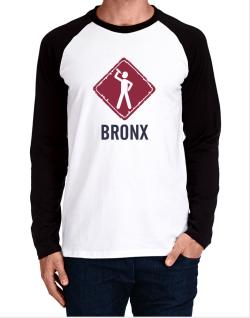 Bronx Long-sleeve Raglan T-Shirt