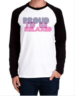 Proud To Be Relaxed Long-sleeve Raglan T-Shirt