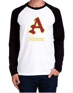 Abarne Long-sleeve Raglan T-Shirt