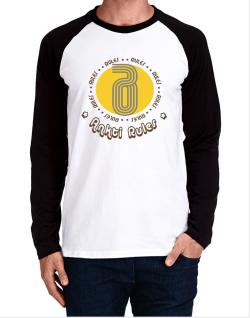 Ankti Rules Long-sleeve Raglan T-Shirt