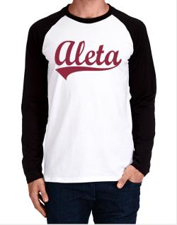 Aleta Long-sleeve Raglan T-Shirt