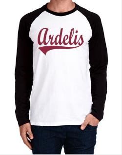 Ardelis Long-sleeve Raglan T-Shirt