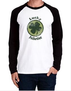 Lucky Pelletier Long-sleeve Raglan T-Shirt