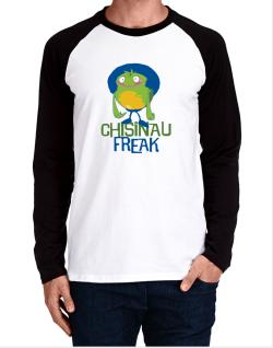 Chisinau Freak Long-sleeve Raglan T-Shirt