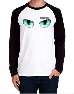 Bombay Lady Long-sleeve Raglan T-Shirt