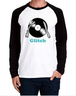 Glitch - Lp Long-sleeve Raglan T-Shirt