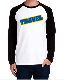 Travel Long-sleeve Raglan T-Shirt