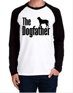 The dogfather Broholmer Long-sleeve Raglan T-Shirt