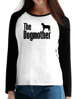 The dogmother Broholmer T-Shirt - Raglan Long Sleeve-Womens