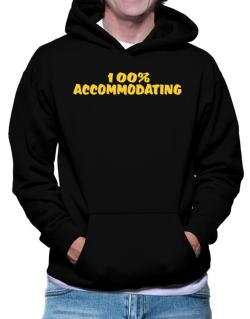 100% Accommodating Hoodie
