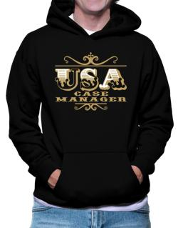 Usa Case Manager Hoodie