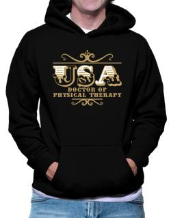 Usa Doctor Of Physical Therapy Hoodie
