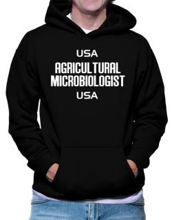 Usa Agricultural Microbiologist Usa Hoodie
