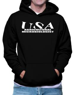 Usa Agricultural Microbiologist Hoodie