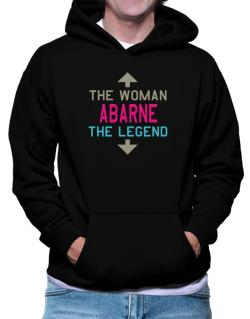 Abarne - The Woman, The Legend Hoodie
