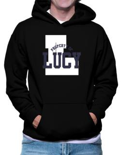 Property Of Lucy Hoodie