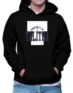 Property Of Talitha Hoodie