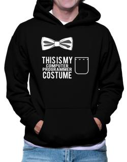 this is my Computer Programmer costume Hoodie