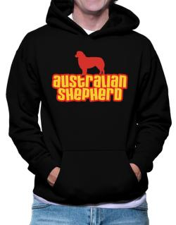 Breed Color Australian Shepherd Hoodie