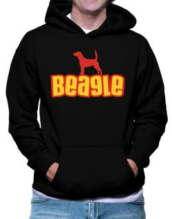 Breed Color Beagle Hoodie