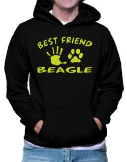 My Best Friend Is My Beagle Hoodie