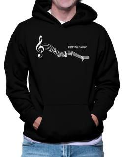 Freestyle Music - Notes Hoodie