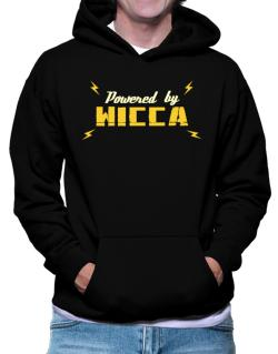Powered By Wicca Hoodie