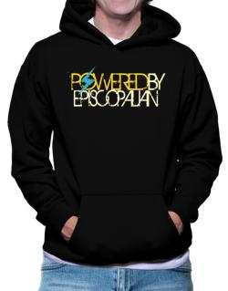 Powered By Episcopalian Hoodie