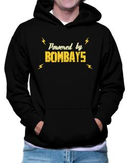 Powered By Bombays Hoodie