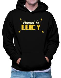 Powered By Lucy Hoodie