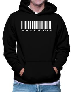 Handsome Barcode Hoodie