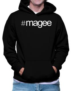 Hashtag Magee Hoodie