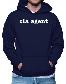 Cia Agent Hoodie