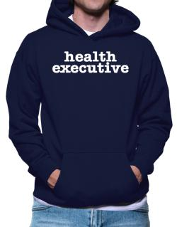 Health Executive Hoodie