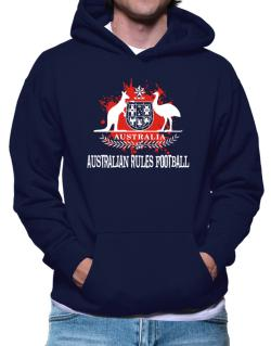 Australia Australian Rules Football / Blood Hoodie