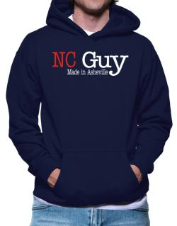 Guy Made In Asheville Hoodie